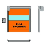 porta industriale FULL THUNDER
