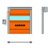 porta rapida ARROW a Verbano