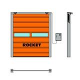 porta industriale ROCKET