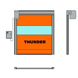 porta industriale THUNDER